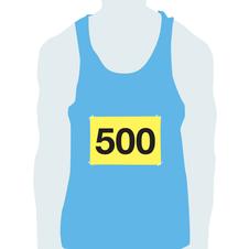 running numbers