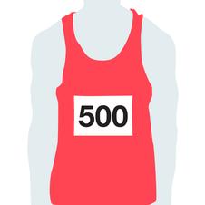 self adhesive numbers