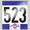 Example Vinyl Rider Numbers 160mm x 180mm