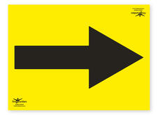 Correx Directional Arrows Signs