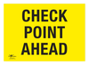 Check Point Ahead